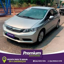 Honda Civic LXS 1.8 ,2014, Completo,  Aut. , Couro.