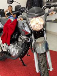 Oferta Honda Fan 160 Freios Cbs 2020/21 0km - R$1.500,00