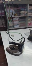 Ferro a vapor industrial para confecção