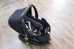Bebê conforto + com suporte Isofix