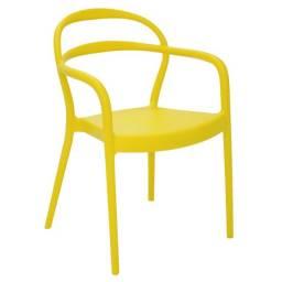 Cadeira Sissi Vazado c/ Braços Tramo. R$287,90 > Casa Nur - O Outlet do Acabamento