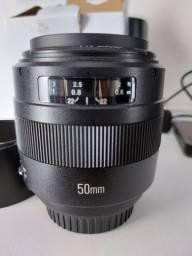 Lente YN 50 mm F 1.4
