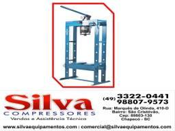 Prensa hidráulica 15 toneladas Bovenau