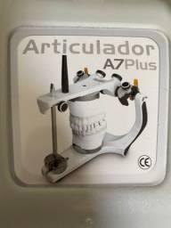 Articulador Bio Art A7 Plus Padronizado Com Arco Facial
