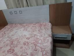 Cabeceira cama box casal Havana