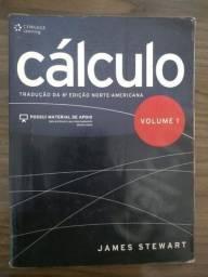 Vendo (Passo no cartão de crédito)- Livro - Cálculo I - James Stewart - 6° Edição