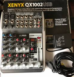 Interface / Mesa Behringer QX1002 USB