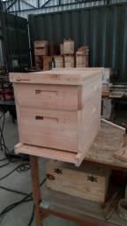 Caixa de abelha padrão Langstroth
