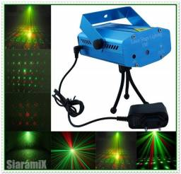 Projetor Laser Led Holográfico Stage Lighting. NOVO