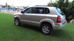 troco Tucson  2010 por furgão a diesel