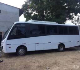 Vendo microonibus parcelado