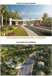 Lote no Cachoeiras Residencial Resort, em Presidente Figueiredo