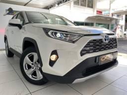 RAV4 S Hibrida 2.5 Automático 4x4 - 2019 - Apenas 1.747 km - O mais novo do Recife!
