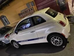 Fiat 500 cult Automático No ponto de Transferir