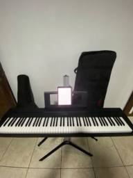 Piano Yamaha P45 +Mesa Stay+GalaxyTabS332GB