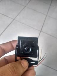 Mini câmera de alta resolução nunca usada