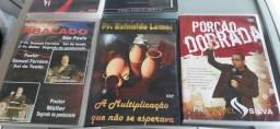 Vendo Dvds de mensagens , vários títulos
