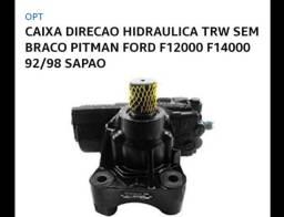 Caixa direção hidráulica trw Ford f12000/f14000 92/98