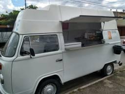 Aceito carro -Kombi food TRUCK