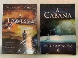 Kit 02 Livros - A Cabana / A Travessia