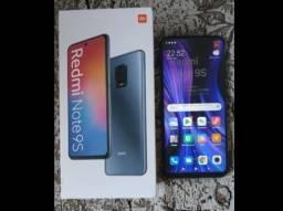 Redmi Xiaomi Note 9s 4GB De RAM 64GB Interna 48MP (NOVO)