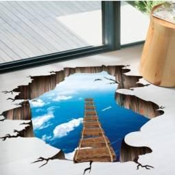 Adesivo de Chão 3D 60x90cm
