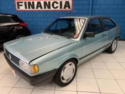 Volkswagen gol 1991 1.6 cl 8v Álcool 2p manual