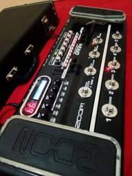 <br>Pedaleira Zoom G9.2tt Valvulada Com Usb Para Guitar