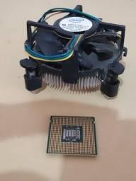 Processador XEON E3110 3GHZ + cooler box