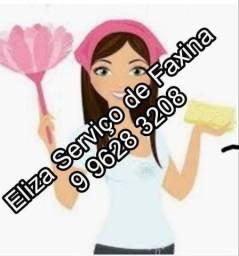 Eliza serviços de limpeza