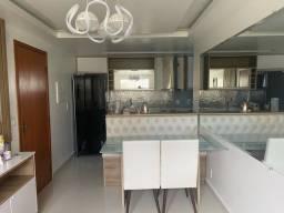 Apartamento completo todo mobiliado cond vila jardim orquidea