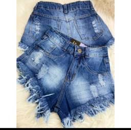 Shorts Disponíveis