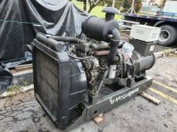 GERADOR DE ENERGIA 150 KVA MOTOR MWM X10