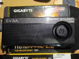 Placa de Video gamer Nvidia Geforce GTX 650ti boost