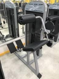 Lombar máquina Reebok / life fitness / cybex