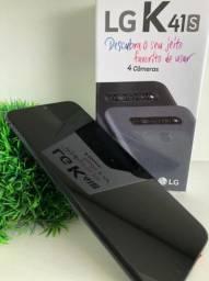 10x sem Juros-Lg k41s-Smartphone-Celular / 3gb de Ram-(Lojas Wiki)