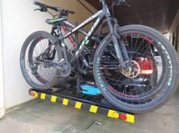 Vende-se Transbike para duas bicicletas