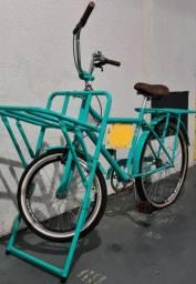 Bicicleta cargo retro