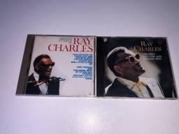 Coleção Cds Ray Charles !!