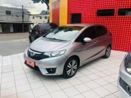 Honda Fit Ex 2016 completão (automático) (u.dona)