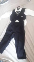 Roupas e sapatos para menino número 29