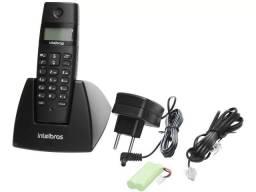 Aparelho Telefônico Sem Fio Intelbras - usado - Leia a Descrição