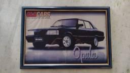 Quadro Opala Diplomata 1992 / Opala SS 1972