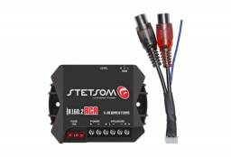 Módulo Amplificador Stetson Iron Line IR 160.2 RCA 160ww 2Ohms 2 Canais