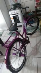 Vendo bicicleta zerada personalizada.