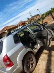 Tucson 2010 automático com gnv