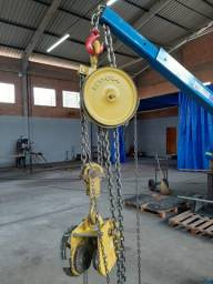 Talha manual de 5 toneladas