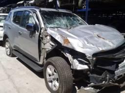 Sucata Chevrolet trailblazer peças originais consulte lote 111
