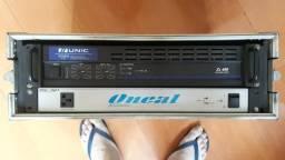 Power Unic ZX400 com 2 caixas