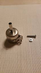 Bico 5mm Bocal Regulável 23mm Para Estação De Retrabalho